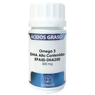 Omega 3 DHA Equisalud - 60 perlas