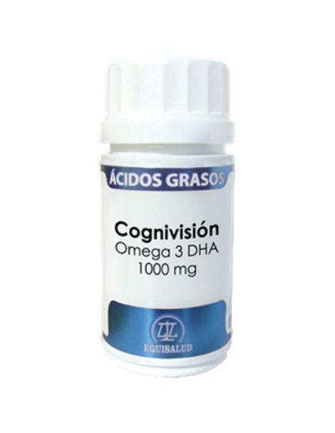 Cognivisión Omega 3 DHA Equisalud - 90 perlas