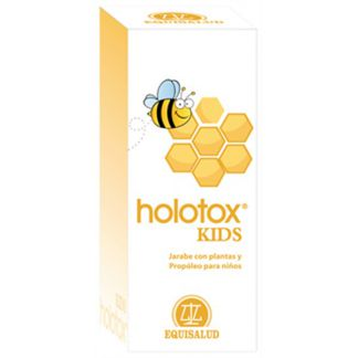 Holotox Kids Jarabe Equisalud - 250 ml.