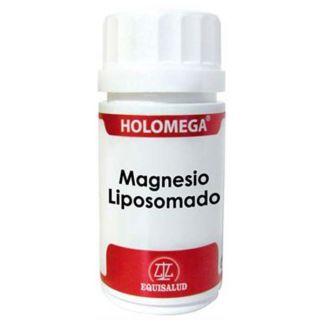 Holomega Magnesio Liposomado Equisalud - 50 cápsulas