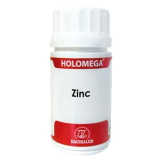Holomega Zinc Equisalud - 50 cápsulas