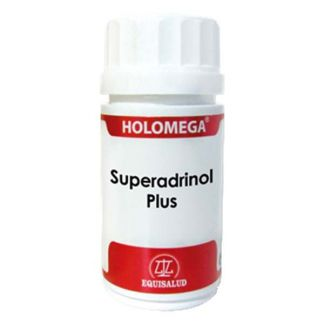 Holomega Superadrinol Plus Equisalud - 50 cápsulas