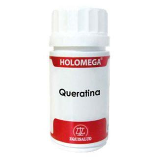 Holomega Queratina Equisalud - 50 cápsulas