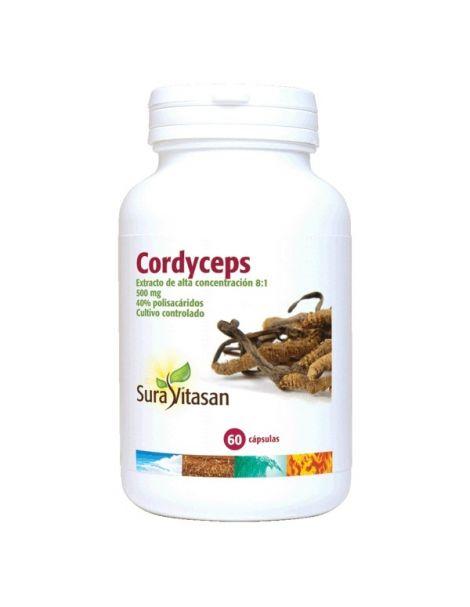 Cordyceps Sura Vitasan - 60 cápsulas