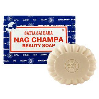 Jabón Nag Champa Satya Sai Baba - 75 gramos