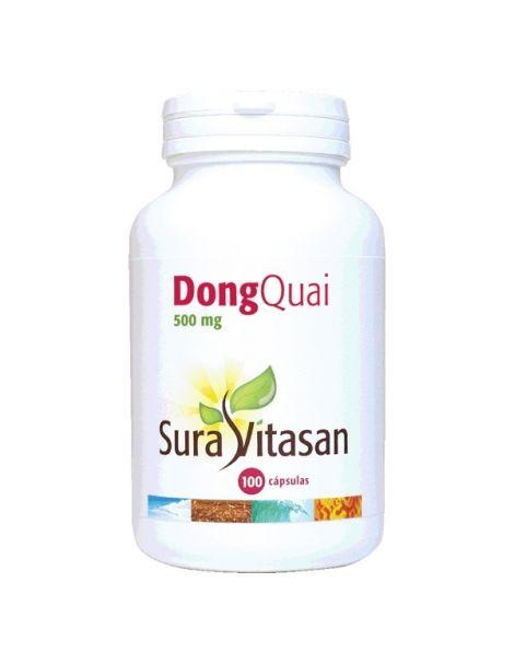 Dong Quai Sura Vitasan - 100 cápsulas