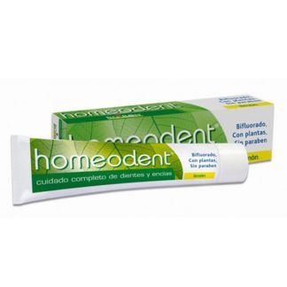 Dentífrico Homeodent Limón Boiron - 75 ml.