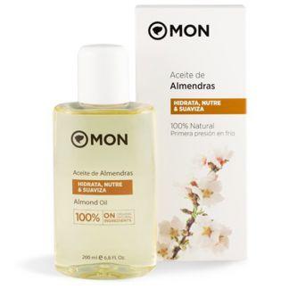 Aceite de Almendras Mon - 200 ml.