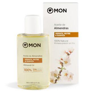 Aceite de Almendras Mon - 500 ml.