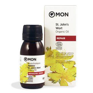 Aceite de Hipérico Ecológico Mon - 60 ml.