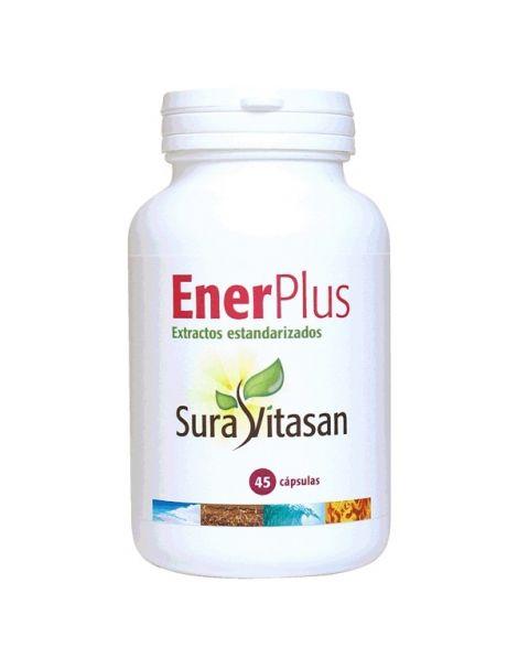 Enerplus Sura Vitasan - 45 cápsulas