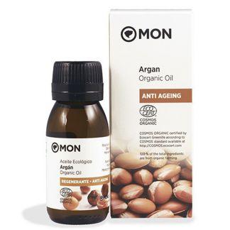 Aceite de Argán Bio Mon - 60 ml.