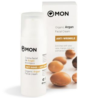 Crema Facial de Argán Mon - 50 ml.