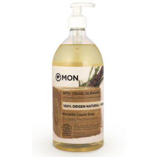 Jabón de Marsella Líquido Mon - 1000 ml.