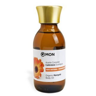 Aceite Corporal de Caléndula Mon - 125 ml.