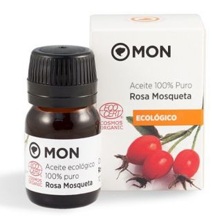 Aceite Puro de Rosa Mosqueta Mon - 30 ml.