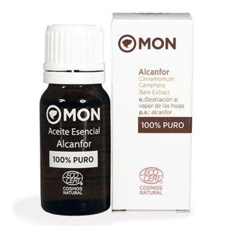 Aceite Esencial de Alcanfor Mon - 12 ml.