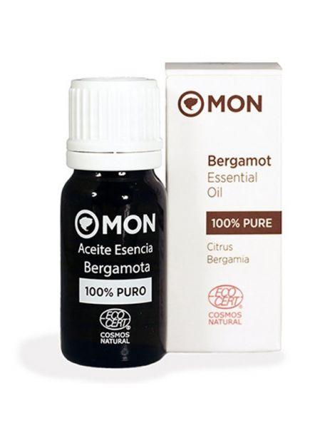 Aceite Esencial de Bergamota Mon - 12 ml.