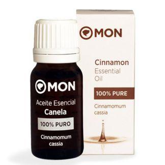 Aceite Esencial de Canela Ceilán Mon - 12 ml.