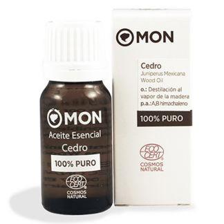 Aceite Esencial de Cedro Mon - 12 ml.
