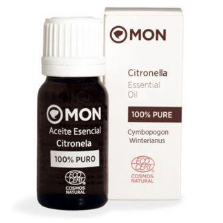 Aceite Esencial de Citronela Mon - 12 ml.