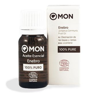 Aceite Esencial de Enebro Mon - 12 ml.