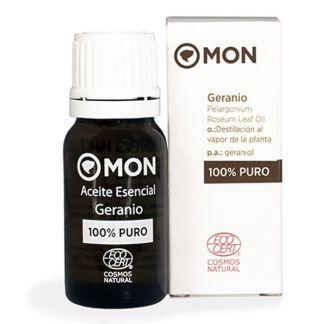 Aceite Esencial de Geranio Mon - 12 ml.