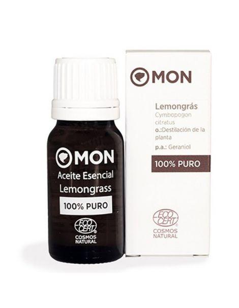 Aceite Esencial de Lemongras Mon - 12 ml.