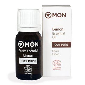 Aceite Esencial de Limón Mon - 12 ml.