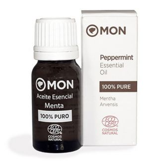 Aceite Esencial de Menta Mon - 12 ml.