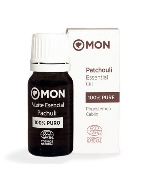 Aceite Esencial de Pachuli Mon - 12 ml.