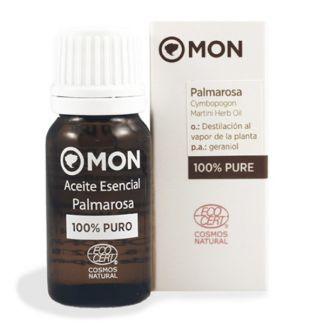 Aceite Esencial de Palmarosa Mon - 12 ml.