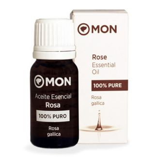 Aceite Esencial de Rosas Mon - 12 ml.