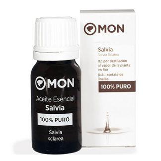 Aceite Esencial de Salvia Mon - 12 ml.