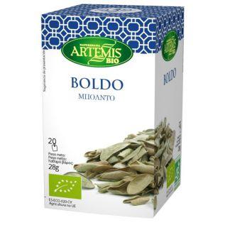 Boldo Bio Artemis Herbes del Molí - 20 bolsitas