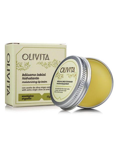Bálsamo Labial Hidratante Olivita La Chinata - 15 gramos
