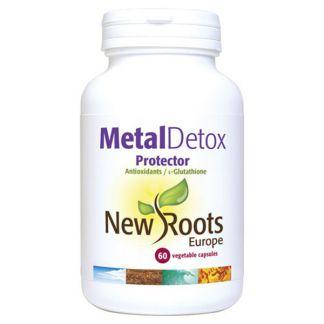 MetalDetox Protector Sura Vitasan - 60 cápsulas