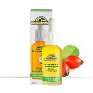 Aceite Natural de Rosa Mosqueta Corpore Sano - 30 ml.