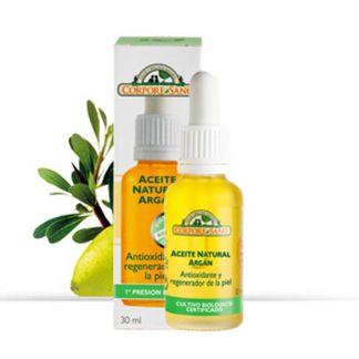 Aceite Natural de Argán Corpore Sano - 30 ml.