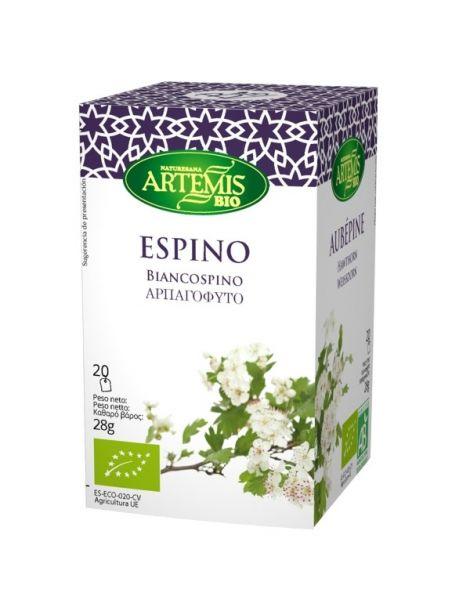 Espino Bio Artemis Herbes del Molí - 20 bolsitas