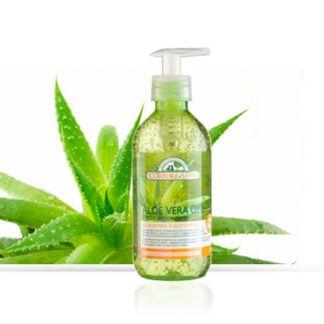 Gel de Aloe Vera con Argán Corpore Sano - 300 ml.