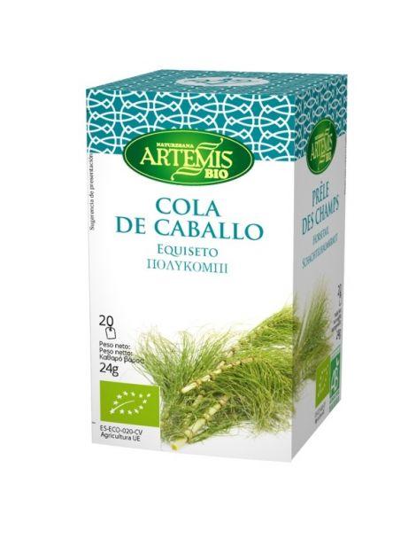 Cola de Caballo Bio Artemis Herbes del Molí - 20 bolsitas