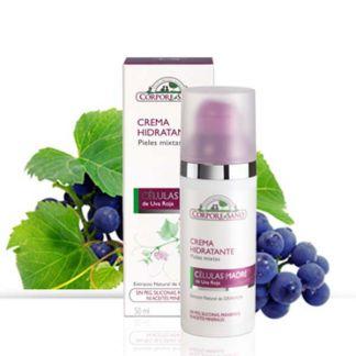 Crema Hidratante Piel Mixta Células Madre Corpore Sano - 50 ml.