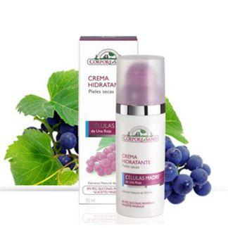 Crema Hidratante Piel Seca Células Madre Corpore Sano - 50 ml.