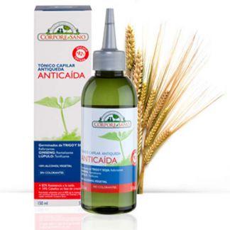Tónico Capilar Anticaída Corpore Sano - 150 ml.