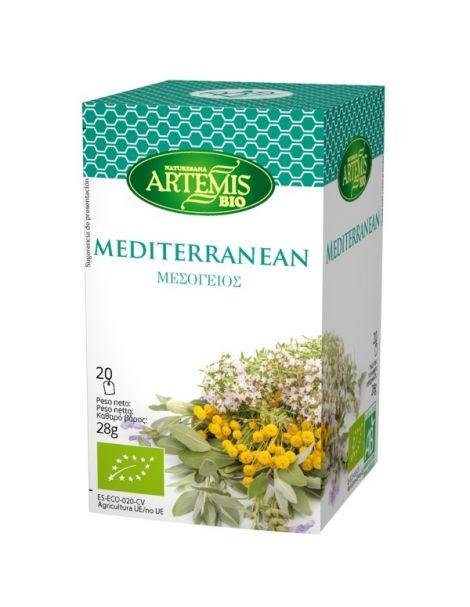 Mediterraneam Artemis Herbes del Molí - 20 bolsitas