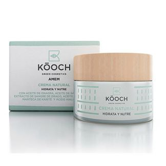 Crema Hidratante y Nutritiva AMEM Kooch - 50 ml.
