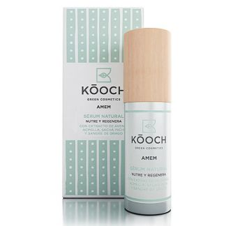 Sérum Nutritivo y Regenerante AMEM Kooch - 30 ml.