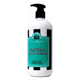Natural Body Cream La Albufera - 500 ml.
