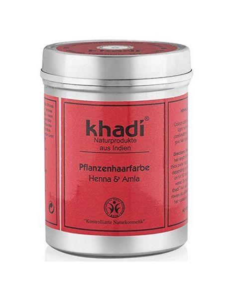 Tinte Rojo Caoba Khadi - 150 gramos